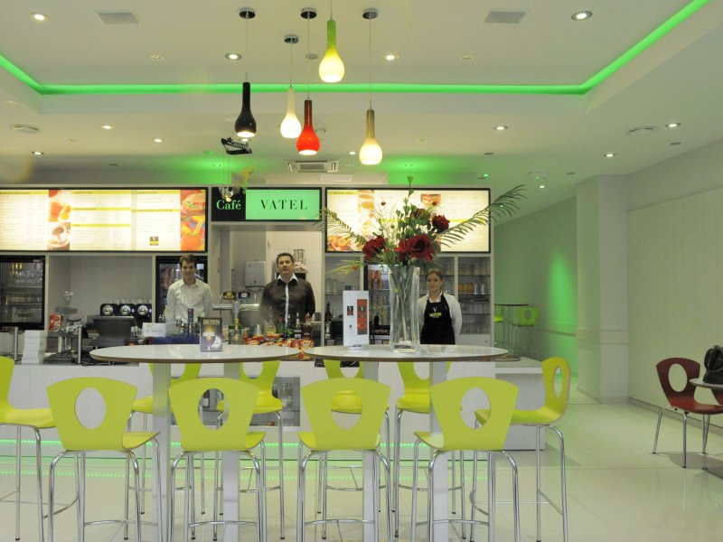 Vatel Lyon - Cafe Vatel - 3
