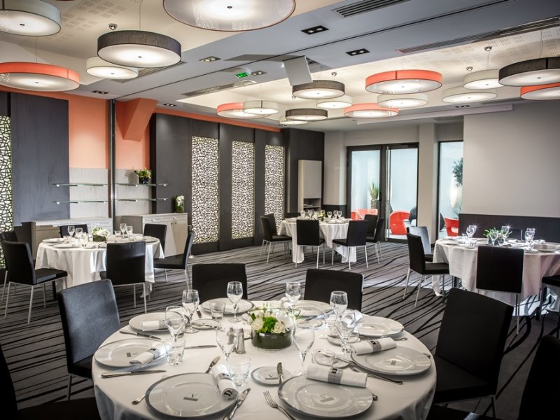 Vatel Lyon - Vatel Restaurant - 4