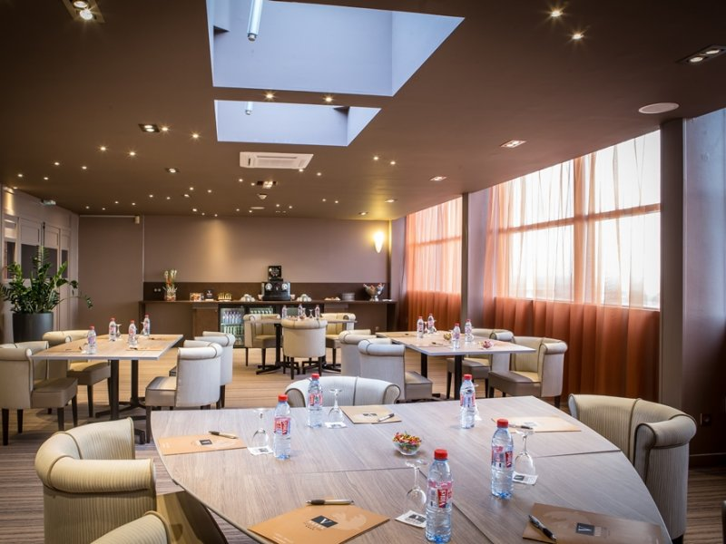 Vatel Nimes - Vatel Hotel Restaurant - 3
