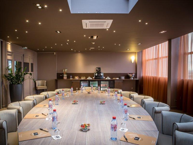 Vatel Nimes - Vatel Hotel Restaurant - 4