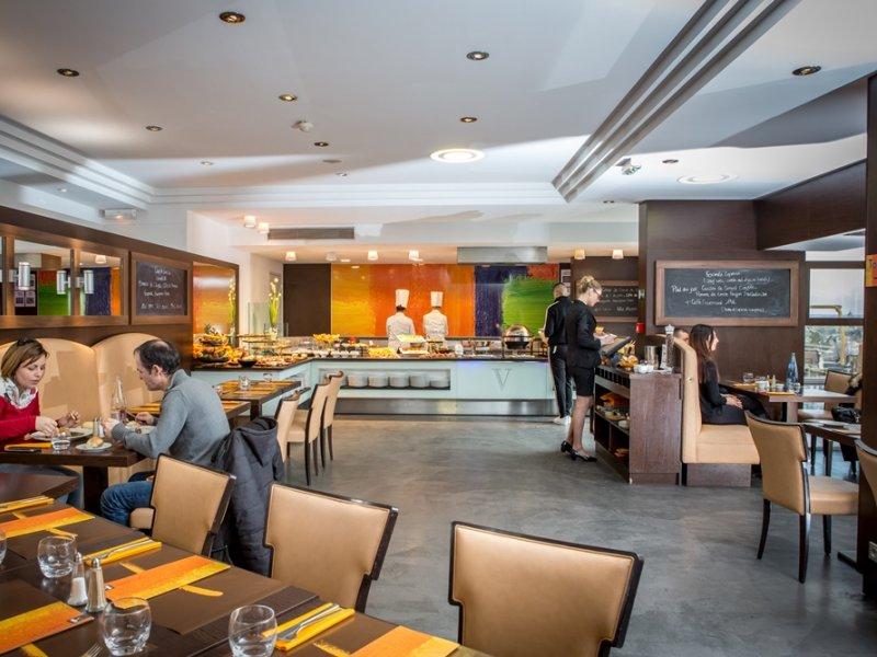 Vatel Nimes - Vatel Hotel Restaurant - 1