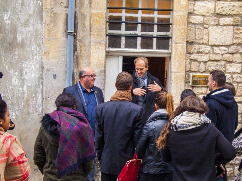 Vatel Bordeaux - Cognac Wine Tour_Maison Delamain & Tonnellerie Baron - 2