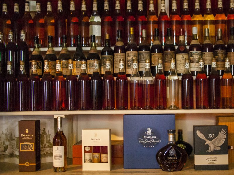 Vatel Bordeaux - Cognac Wine Tour_Maison Delamain & Tonnellerie Baron - 7
