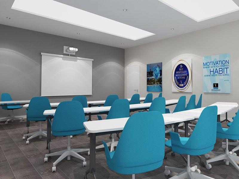 Vatel Baku - Campus - 29