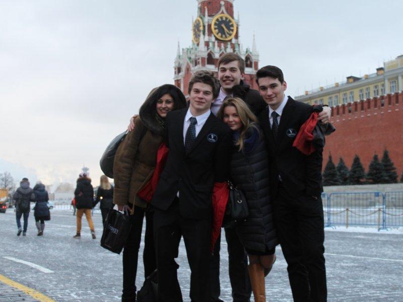 Vatel МОСКВА (Moscow) - Ватель Москва расположен в самом красивом городе мира! - 9