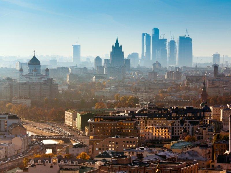Vatel МОСКВА (Moscow) - Ватель Москва расположен в самом красивом городе мира! - 2