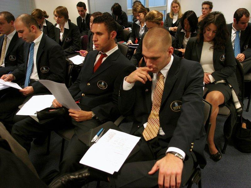 Vatel Madrid - Classroom - 19