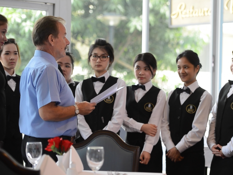 Vatel Bangkok - School and Facilities - 4
