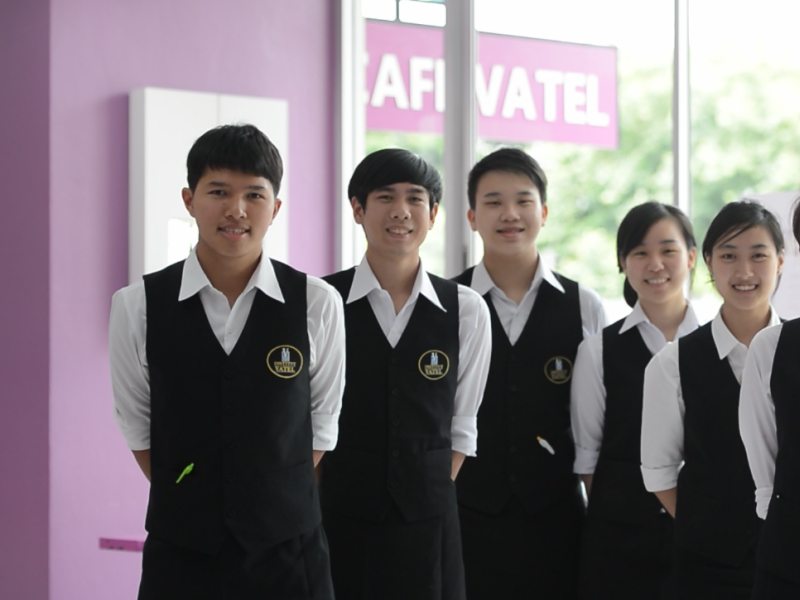 Vatel Bangkok - School and Facilities - 6