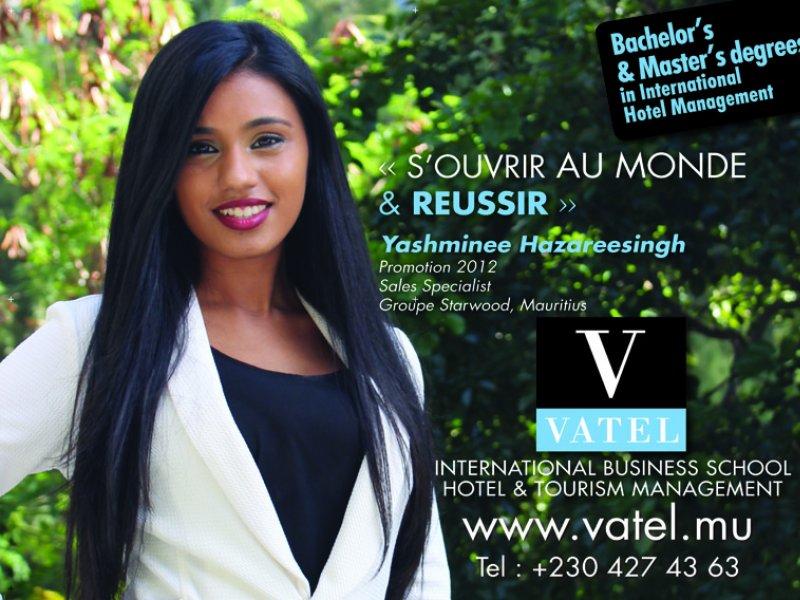 Vatel Mauritius - Campagne Recrutement Septembre 2015 - 1