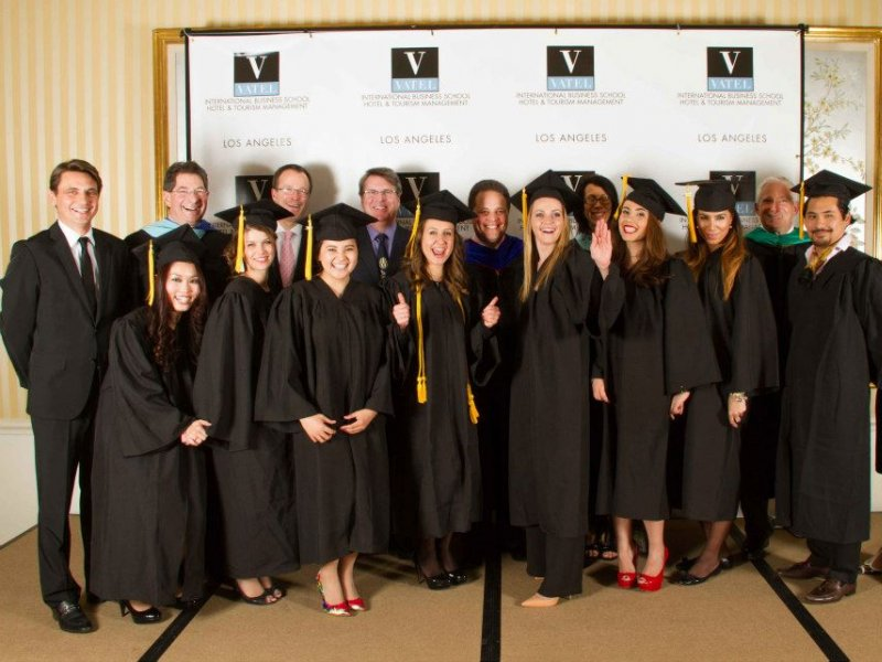 Vatel Los Angeles - Graduation - 5