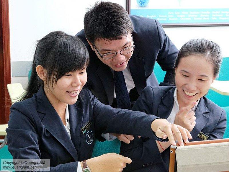 Vatel Ho Chi Minh - Classrooms - 1
