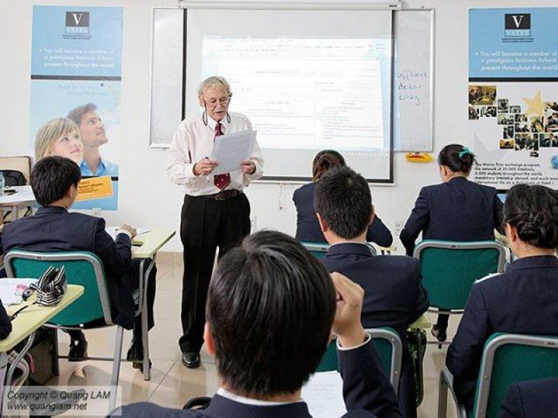 Vatel Ho Chi Minh - Classrooms - 2