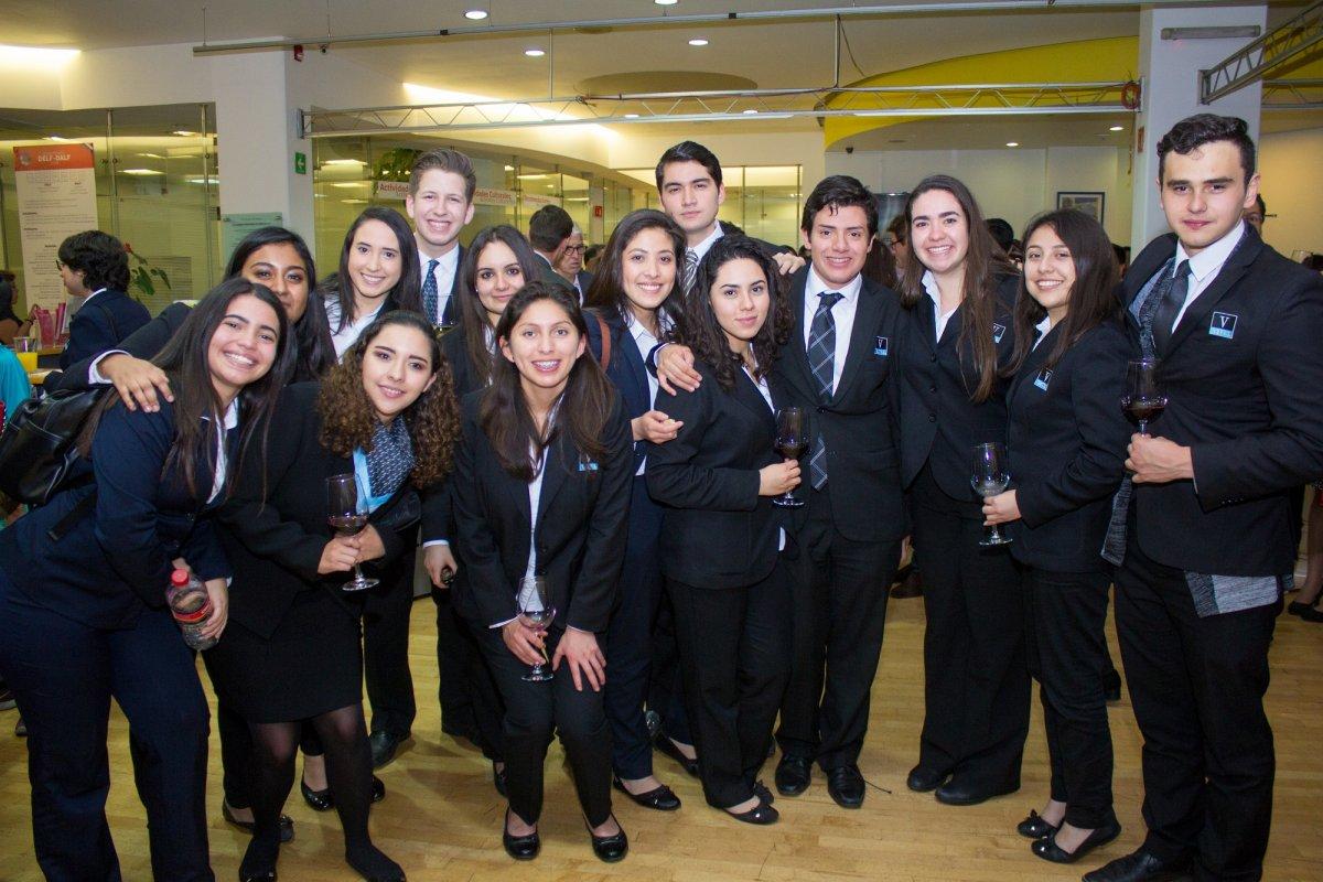 Vatel Mexico City - Noche de Vatel México 2018 - 2