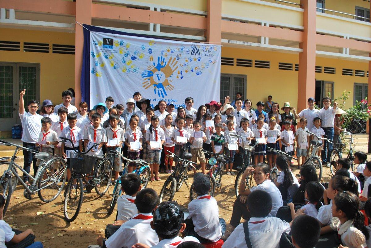 Vatel Ho Chi Minh - Community Services  - 10