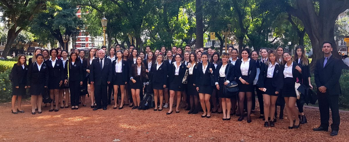 Vatel Buenos Aires - Estudiantes - 18