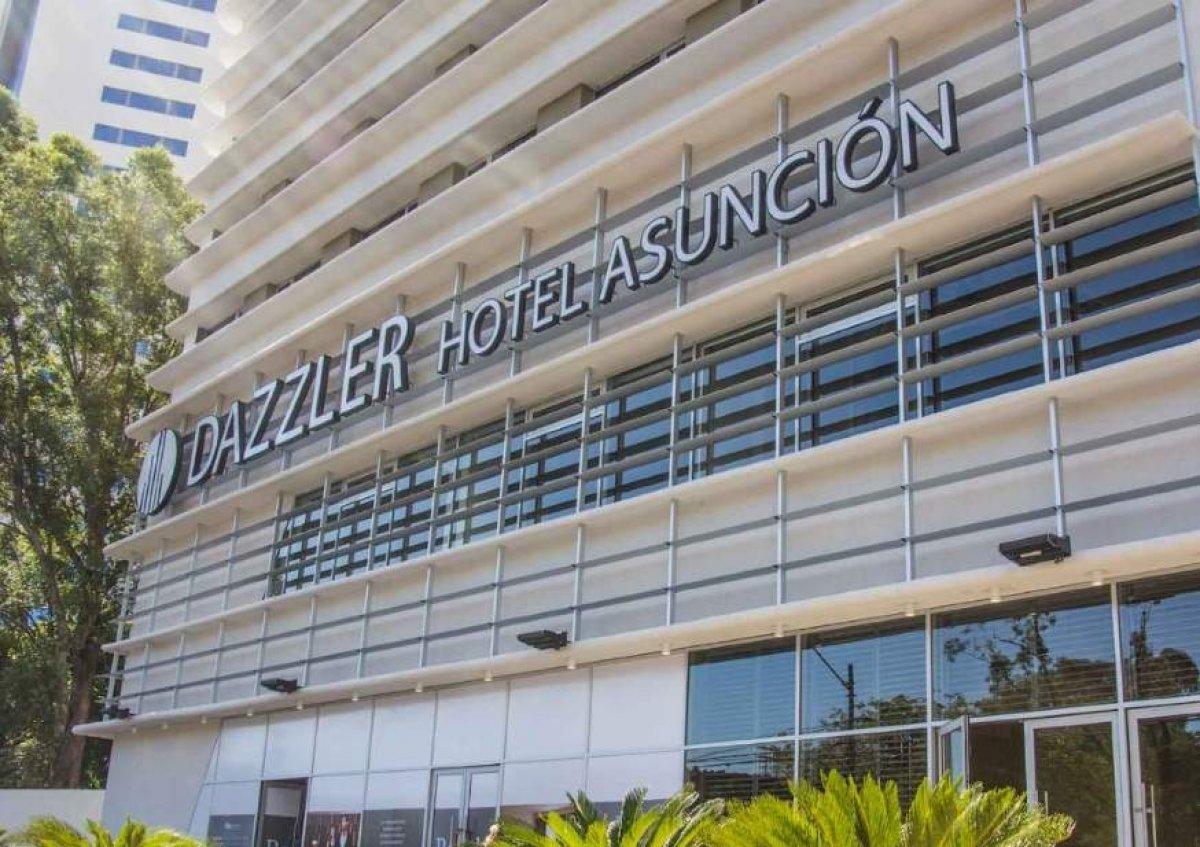 Vatel Asunción - Hotel de Aplicación: Esplendor a Wynham Grand Hotel & Dazzler Asunción - 3