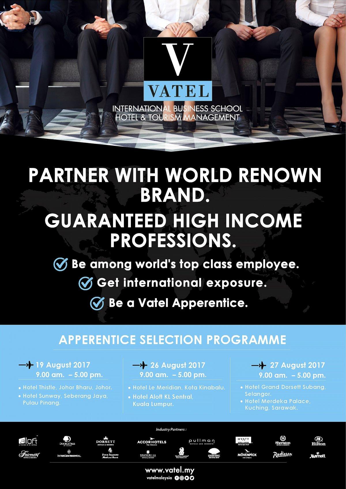 Vatel Kuala Lumpur - VATEL Kuala Lumpur Event - 2