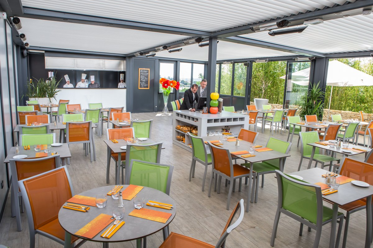 Vatel Nimes - Vatel Hotel Restaurant - 12