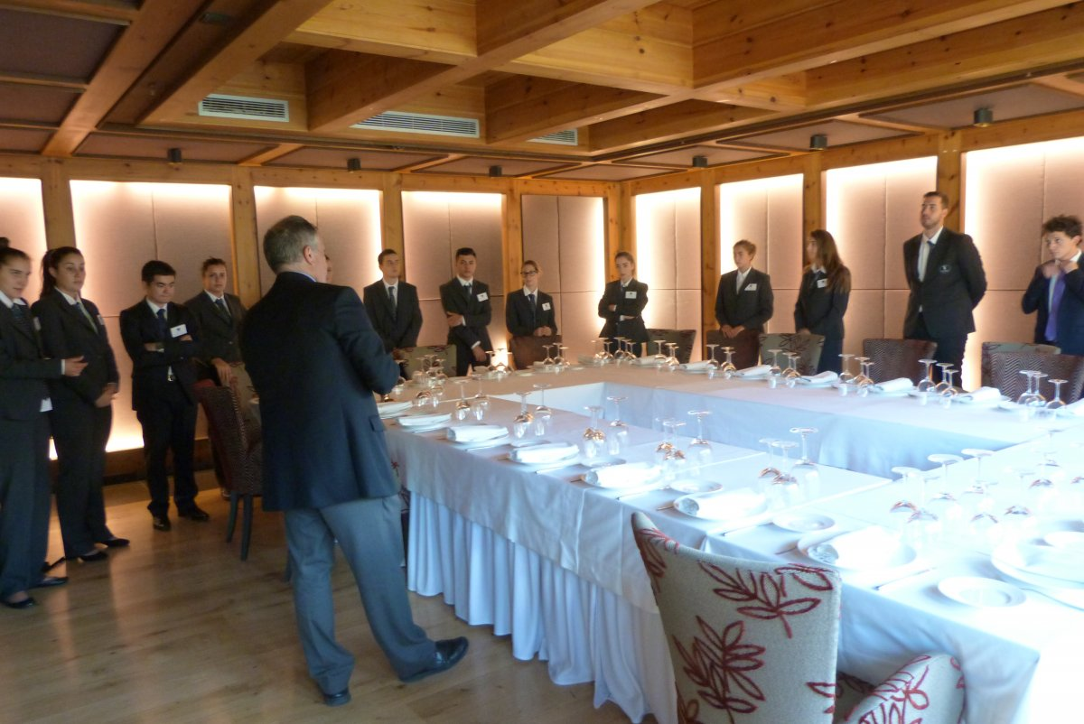 Vatel Andorra - Fotos école Andorre - 1