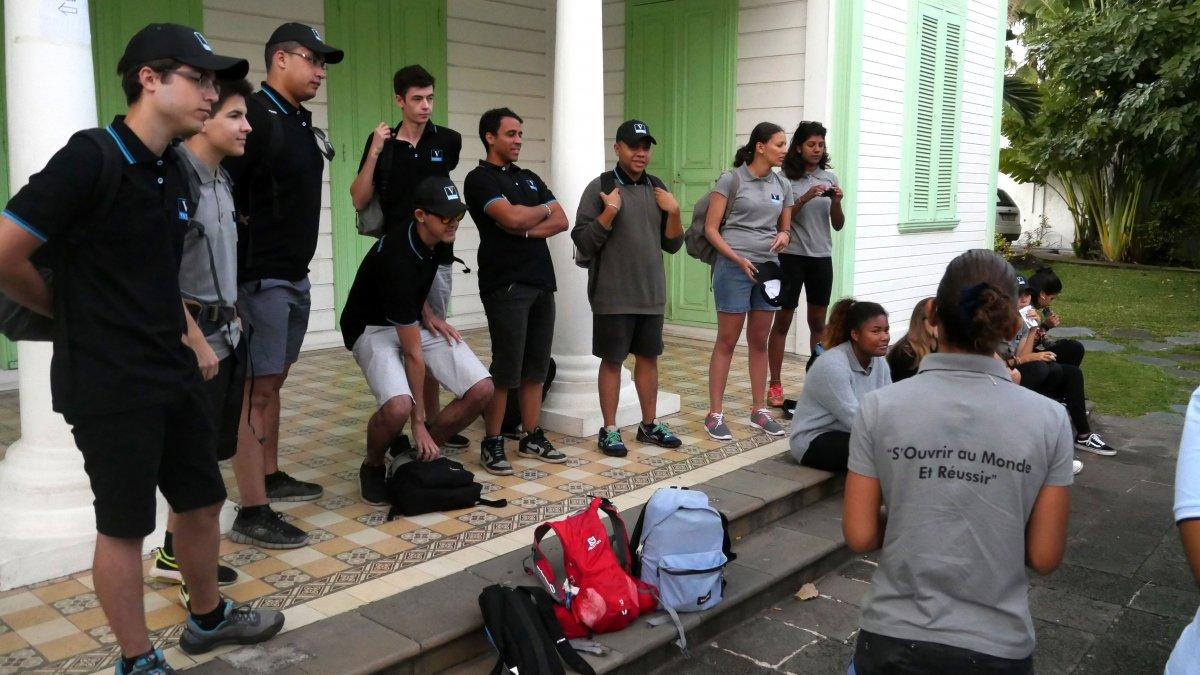 Vatel La Réunion - Team Building 2017 - 1
