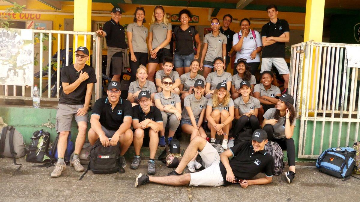 Vatel La Réunion - Team Building 2017 - 15