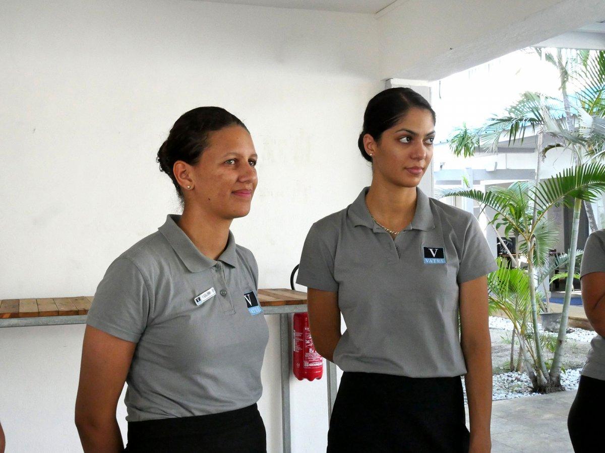 Vatel La Réunion - Evaluation en Travaux Pratiques 03/02/08 - 85