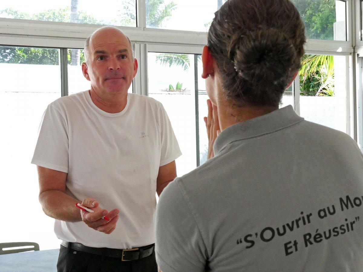 Vatel La Réunion - Evaluation en Travaux Pratiques 03/02/08 - 76