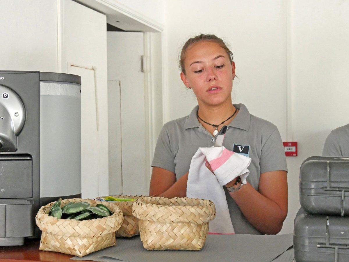 Vatel La Réunion - Evaluation en Travaux Pratiques 03/02/08 - 73
