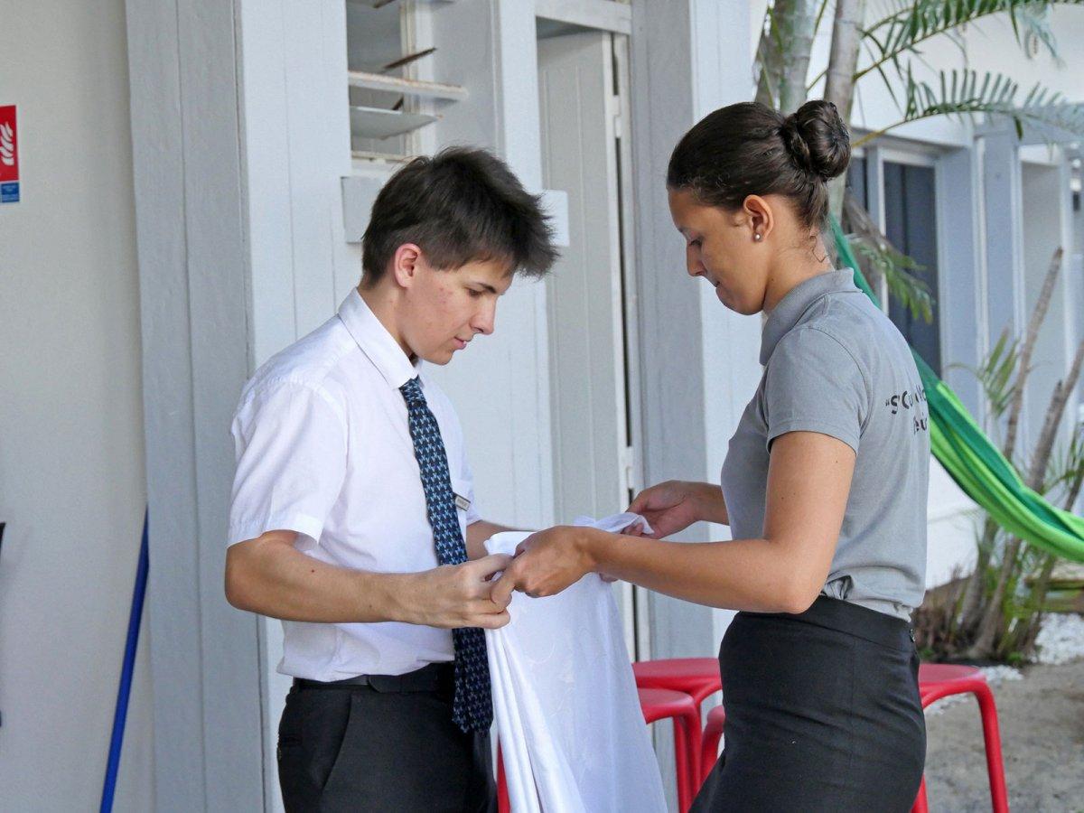 Vatel La Réunion - Evaluation en Travaux Pratiques 03/02/08 - 49