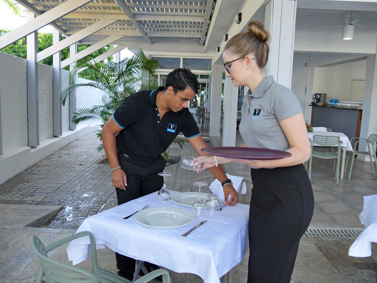 Vatel La Réunion - Evaluation en Travaux Pratiques 03/02/08 - 47