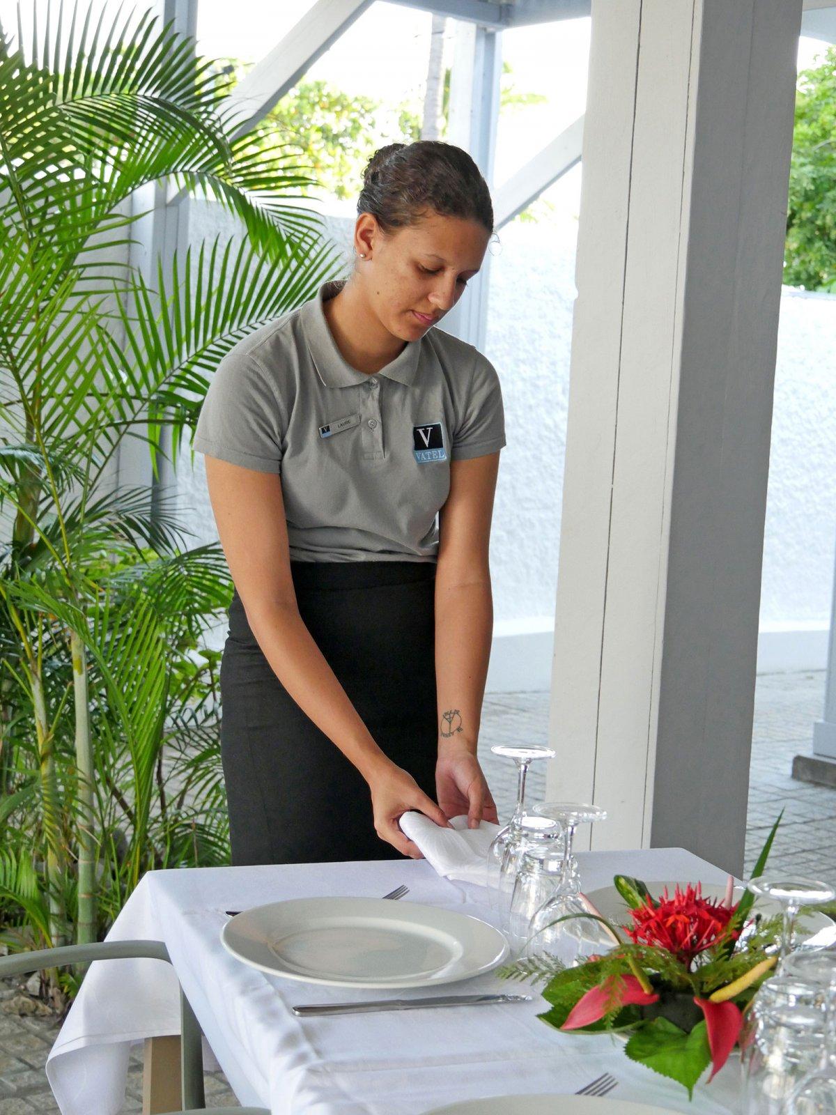 Vatel La Réunion - Evaluation en Travaux Pratiques 03/02/08 - 34