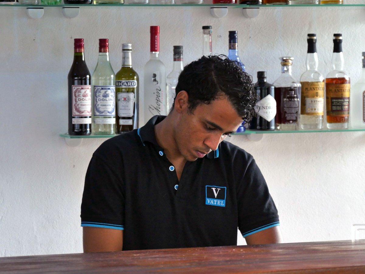 Vatel La Réunion - Evaluation en Travaux Pratiques 03/02/08 - 15