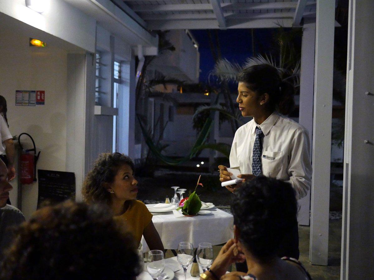 Vatel La Réunion - Evaluation en Travaux Pratiques 10/02/08 - 1
