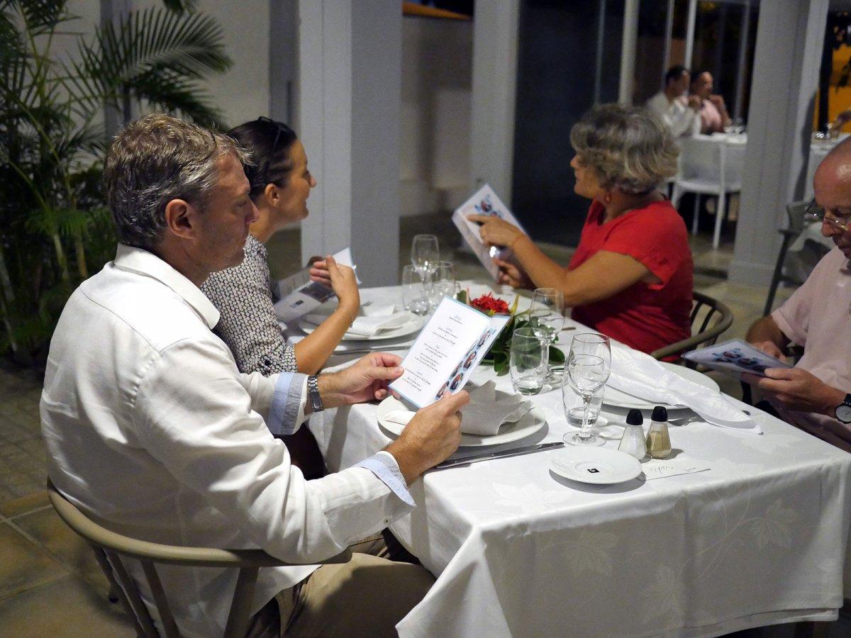 Vatel La Réunion - Evaluation en Travaux Pratiques 10/02/08 - 2