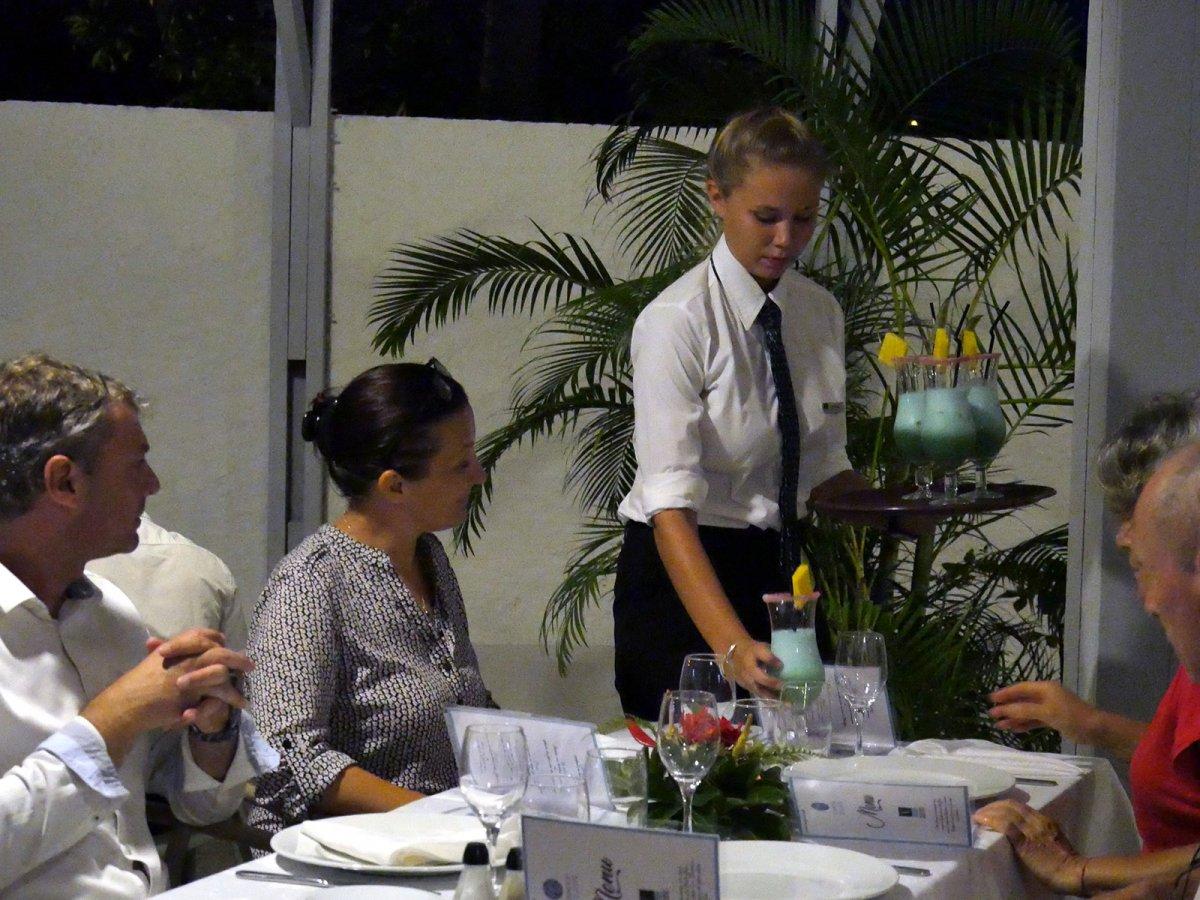 Vatel La Réunion - Evaluation en Travaux Pratiques 10/02/08 - 22