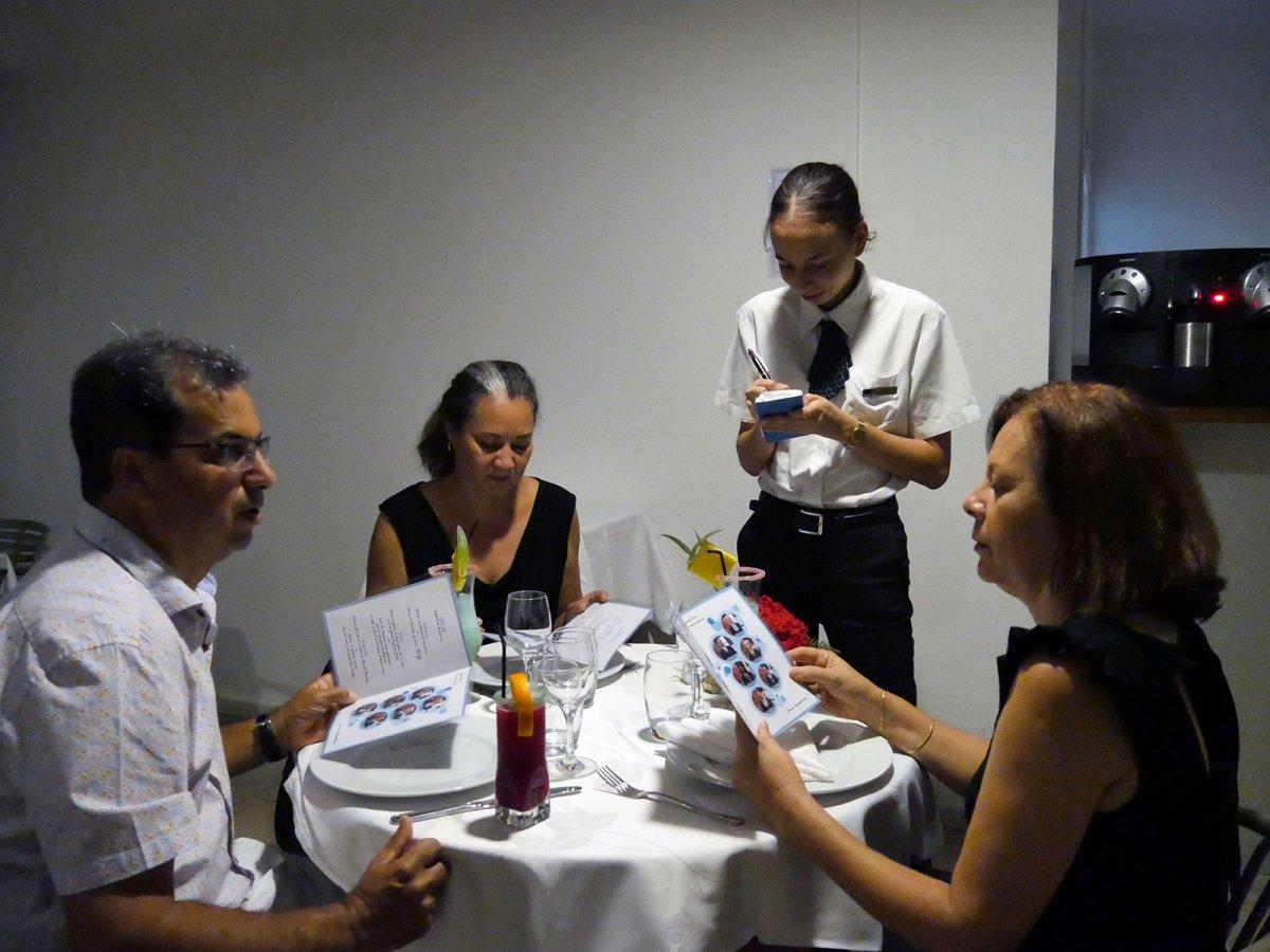 Vatel La Réunion - Evaluation en Travaux Pratiques 10/02/08 - 27