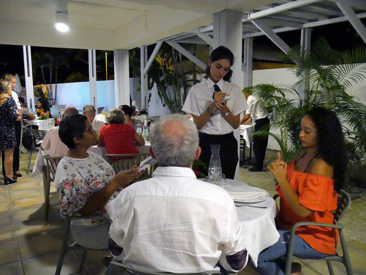Vatel La Réunion - Evaluation en Travaux Pratiques 10/02/08 - 29