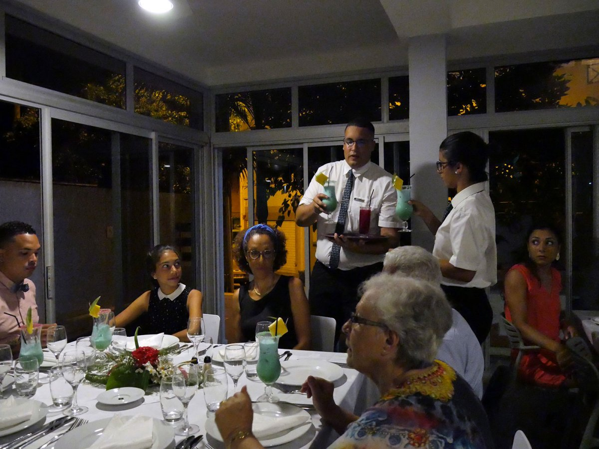 Vatel La Réunion - Evaluation en Travaux Pratiques 10/02/08 - 19
