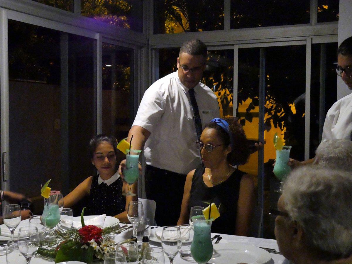 Vatel La Réunion - Evaluation en Travaux Pratiques 10/02/08 - 18