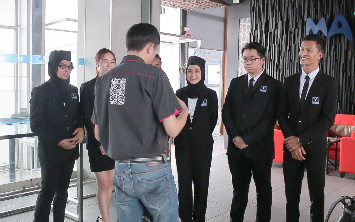 Vatel Kuala Lumpur - VATEL Kuala Lumpur - Grand Dorsett Buletin Utama Shotting - 9