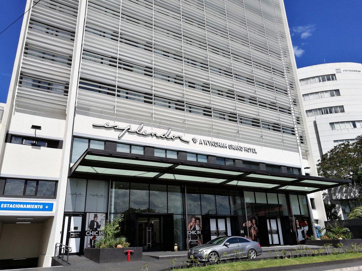 Vatel Asunción - Hotel de Aplicación: Esplendor a Wynham Grand Hotel & Dazzler Asunción - 4