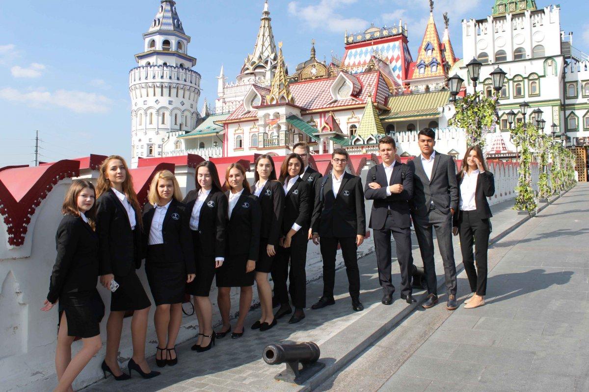 Vatel МОСКВА (Moscow) - Студенты первого курса набор 2017 - 10