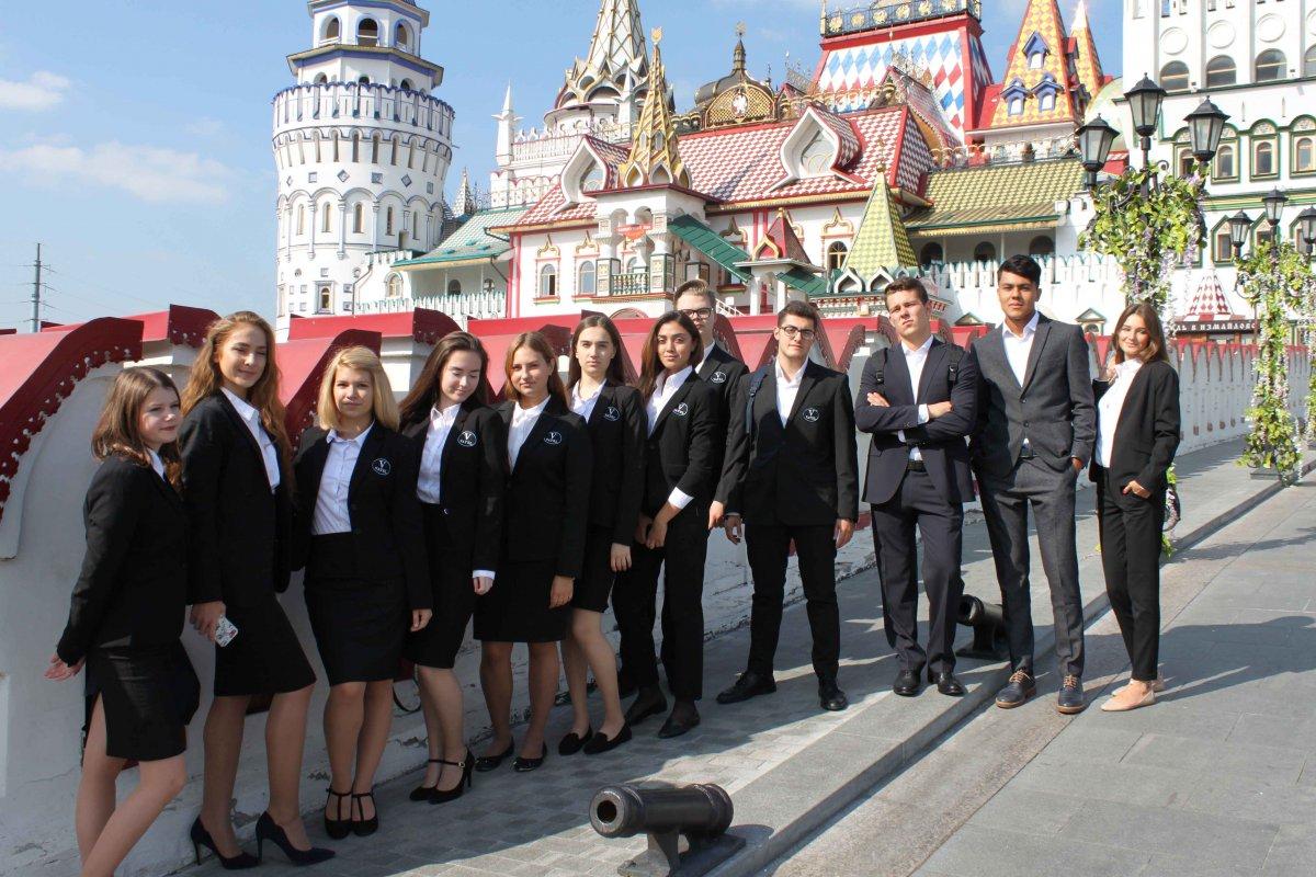 Vatel МОСКВА (Moscow) - Студенты первого курса набор 2017 - 11