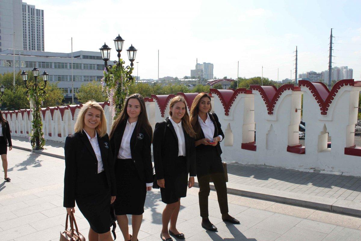 Vatel МОСКВА (Moscow) - Студенты первого курса набор 2017 - 12