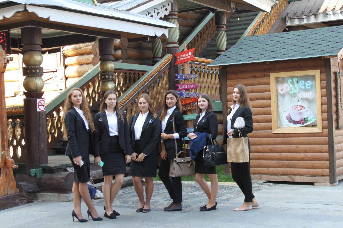 Vatel МОСКВА (Moscow) - Студенты первого курса набор 2017 - 14