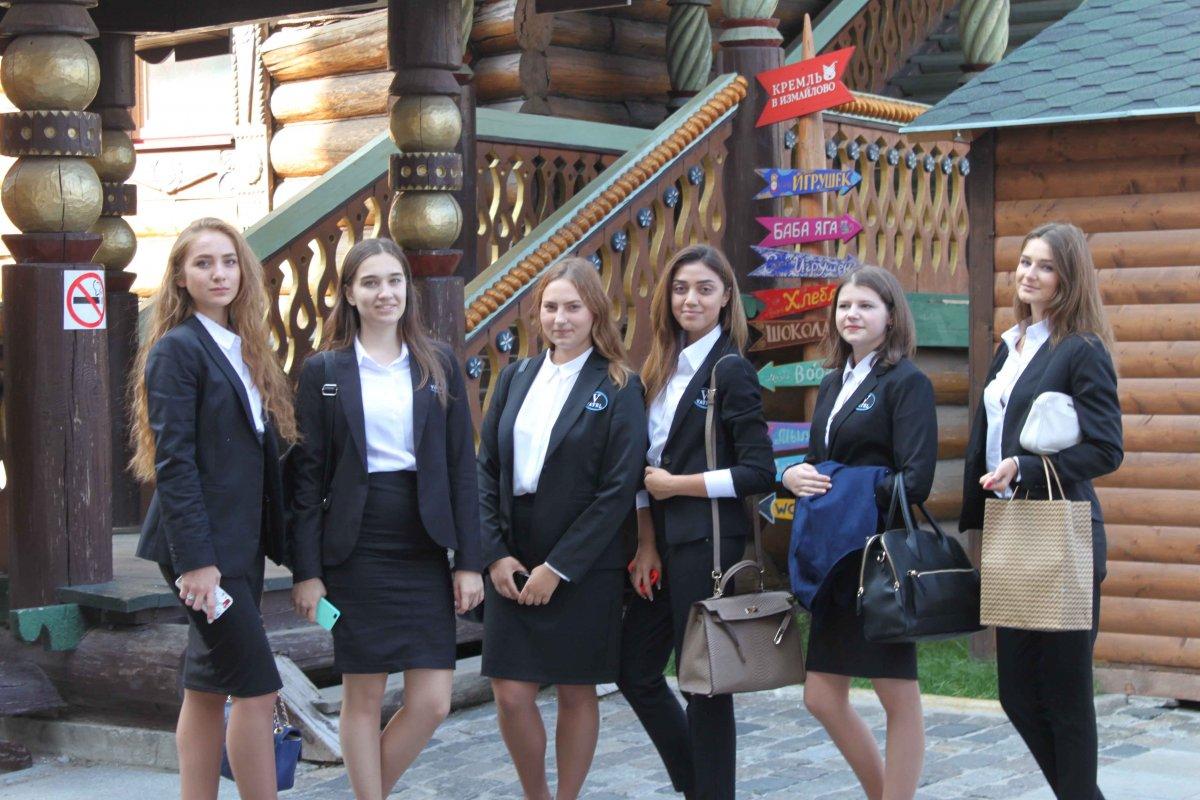 Vatel МОСКВА (Moscow) - Студенты первого курса набор 2017 - 16