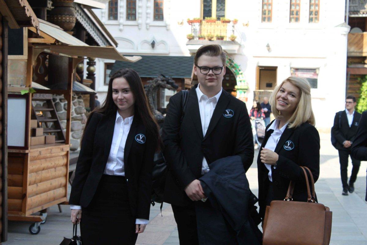 Vatel МОСКВА (Moscow) - Студенты первого курса набор 2017 - 17