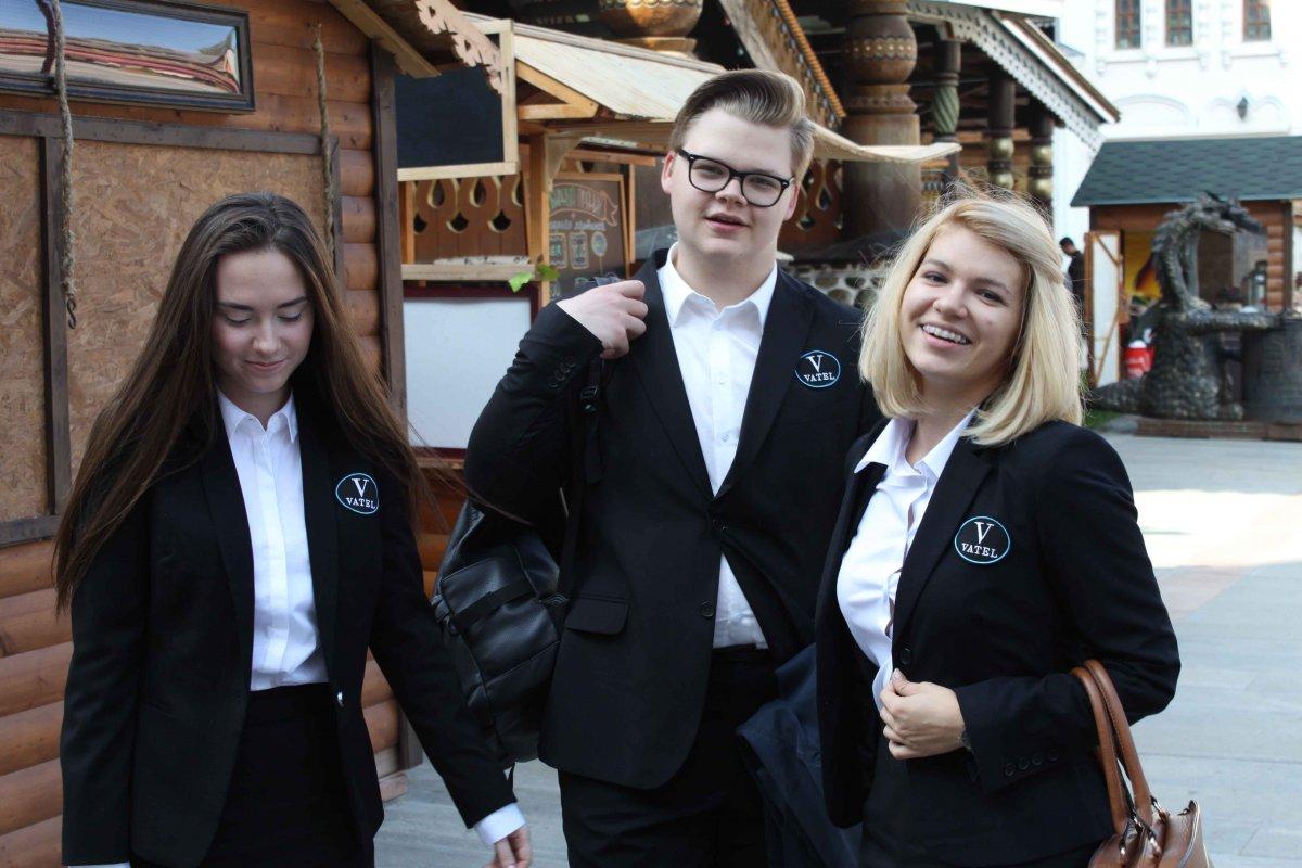 Vatel МОСКВА (Moscow) - Студенты первого курса набор 2017 - 18