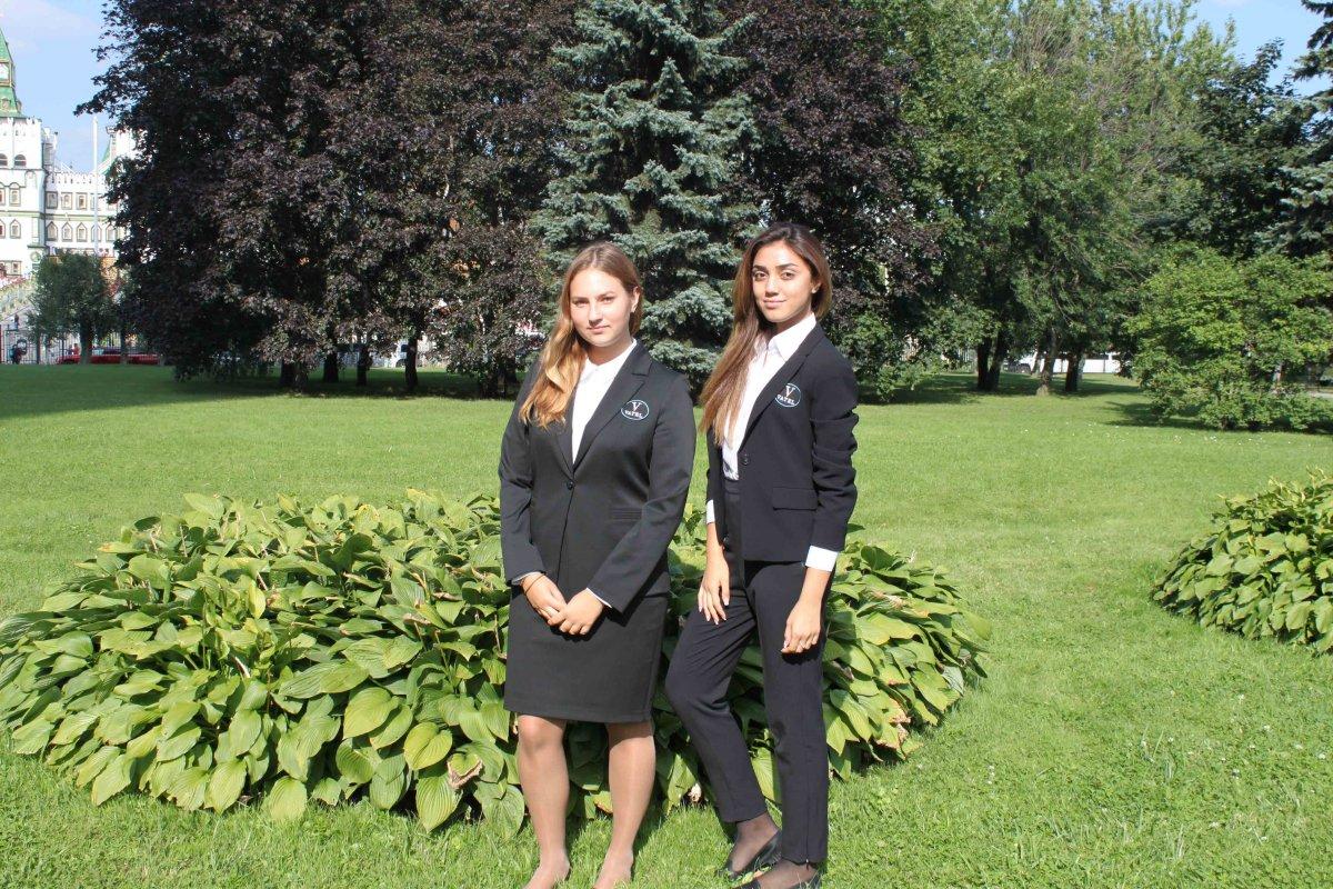 Vatel МОСКВА (Moscow) - Студенты первого курса набор 2017 - 5
